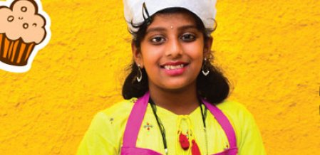 கேக் இளவரசி வினுஷா!