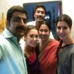 வைரல் மழையில் சமந்தா, எமி ஜாக்சன் , ராதிகா சரத்குமார்