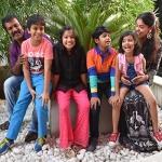 ஷூட்டிங் போனா..நடி நடி...வீட்டுக்குப் போனா படி படி- பசங்க-2 சுட்டீஸுடன் ஒரு ஜாலி சந்திப்பு!