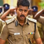 Theri Moive Review Vijay Atlee