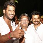 வரலாற்றில் முதல்முறையாக நடிகர் சங்கக் கடன் தீர்க்கப்பட்டது #விஷால் குஷி