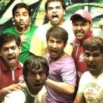 'ரஜினிமுருகனுக்கு அரோகரா..!' சென்னை 28 குழுவின் ஜாலி