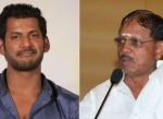 Tirupur subramaniam Replies Vishal Speech
