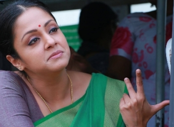 Jyothika is busy with her acting classes