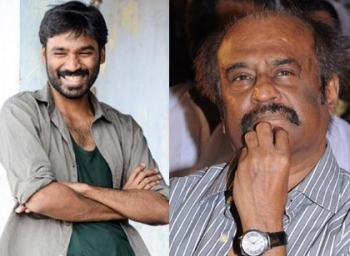 Dhanush will take rajini place in social media