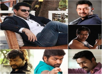 Who is the Villain for Ajith's next film