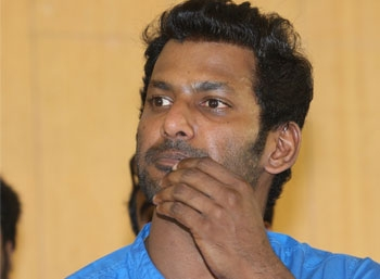 Actor Vishal must ask apologise with in one week: Producers Council