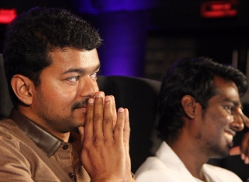 No more History based movies. VIjay to act in Atlee movie again