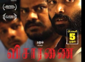 Visaaranai Movie Nominated for Academy Award