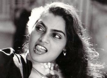 Memories about silk smitha