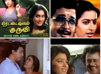tamil classic female characters come alive again