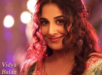 Next movies of actress Vidya Balan