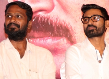 Dhanush and vetrimaran Talk About Kodi Movie