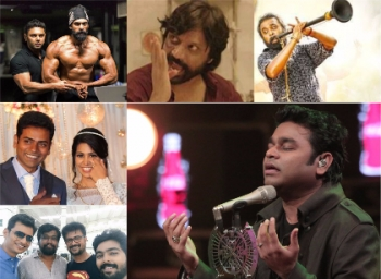 Tamil Cinema News Updates October six
