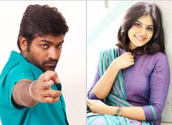 Manjima Mohan ready To Romance With VijaySethupathi