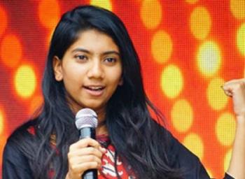 Sai pallavi's sister to act in short film