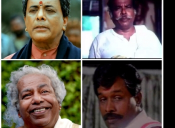 Unsung villains of tamil cinema