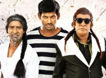 Soori joins Vadivelu in kathi sandai