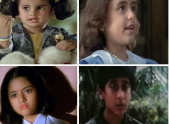 Notable tamil child stars then and now