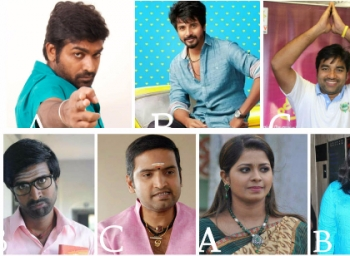 What is your choice of actors for Karagattakaran remake