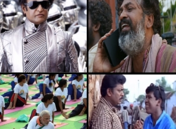 Did modi get inspired from these tamil movies