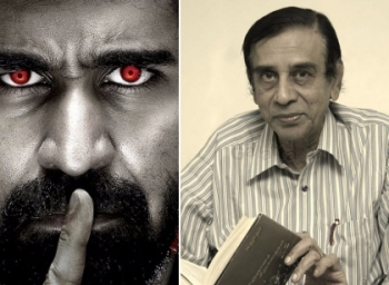 Vijay Antony's upcoming movie Saithan reminds Sujatha's novel 'Aah'