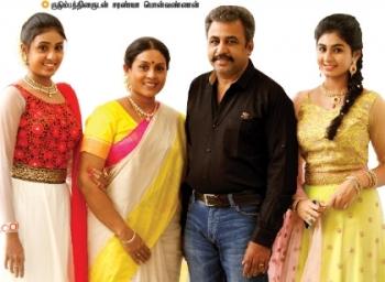 Actress saranya ponvannan interview