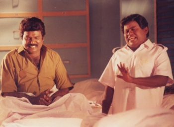 Comedy Actor Senthil Interview