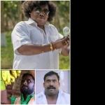 'பனானா' பவுன்ராஜ் முதல் யோகிபாபு வரை - 2016 ன் டாப் காமெடியன்ஸ்!