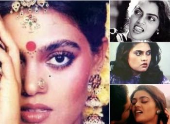About veteran Tamil cinema actress Silk Smitha
