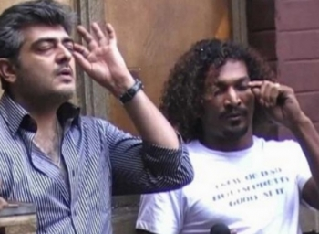 Did Ajith save Stunt master Silva from Bulgarian police?