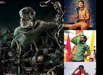 Top 10 tamil cinema trailers in 2016