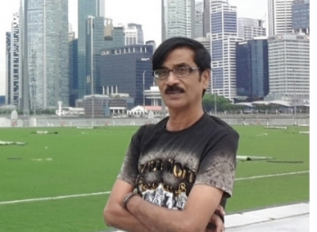 'Who took the first horror movie in Tamil cinema industry?', - Manobala Interview