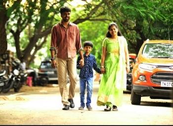 Lyricist Madhan karky family interview