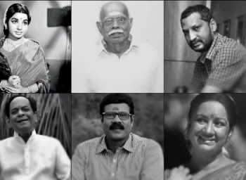 Tamil celebrities who passed away in 2016