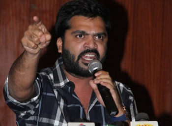 I Support Jallikkattu says simbu