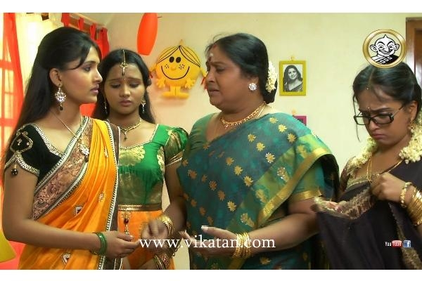 Deivamagal Serial