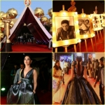 'நட்புடன்' சசிகுமார்... பார்பி கேர்ள் தமன்னா... - விகடன் விருதுகள் ரெட் கார்ப்பெட் மொமண்ட்ஸ்! #VikatanCinemaAwards