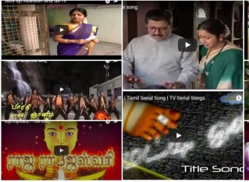 Old Tamil Serials Intro Songs List