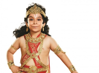 'Jai Hanuman' fame Ishant Bhanushali is popular among kids