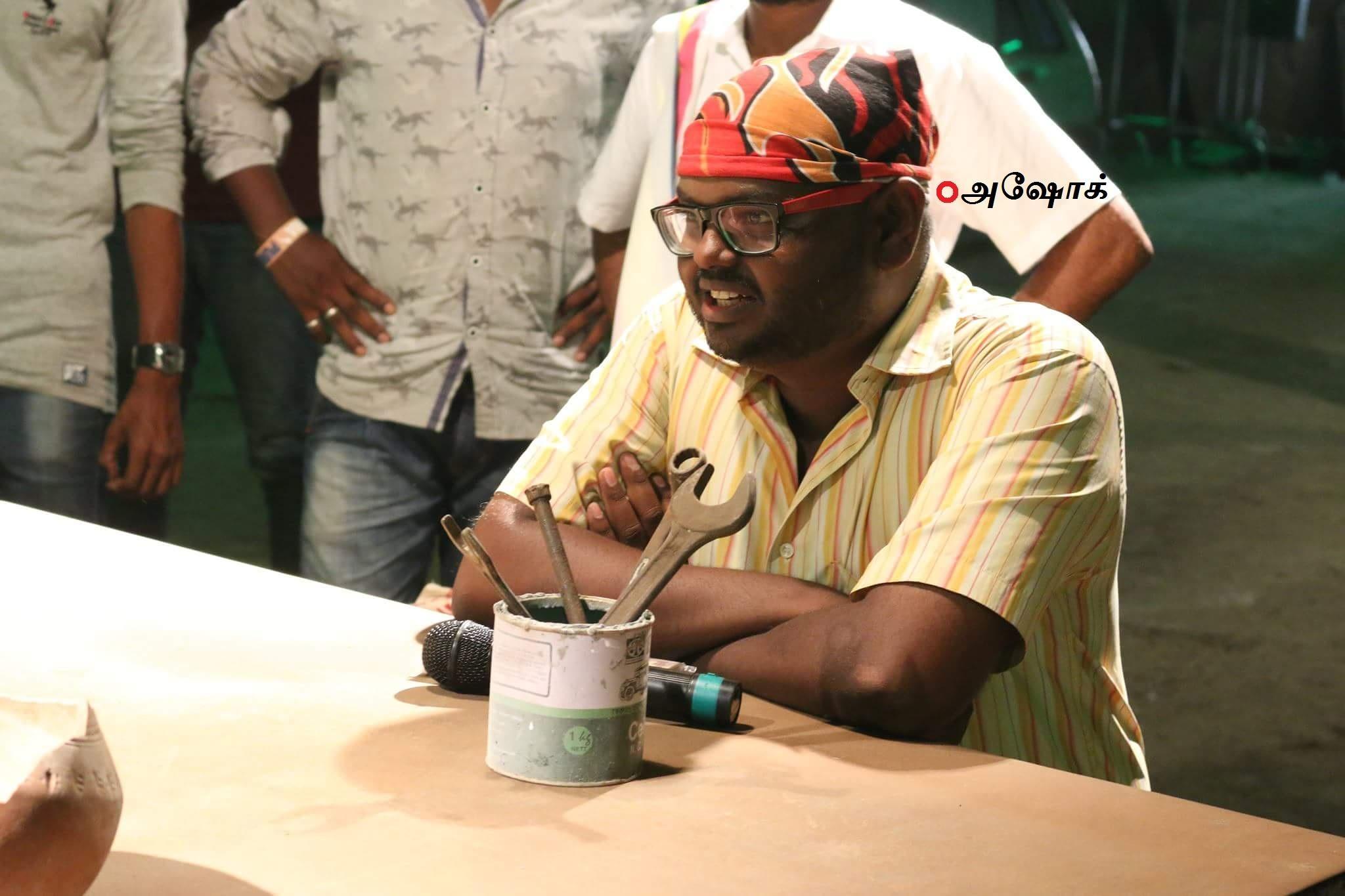 Director Ashok