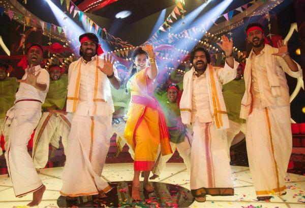 கவண், டி.ஆர், விஜய்சேதுபதி, மடோனா, கே.வி.ஆனந்த்