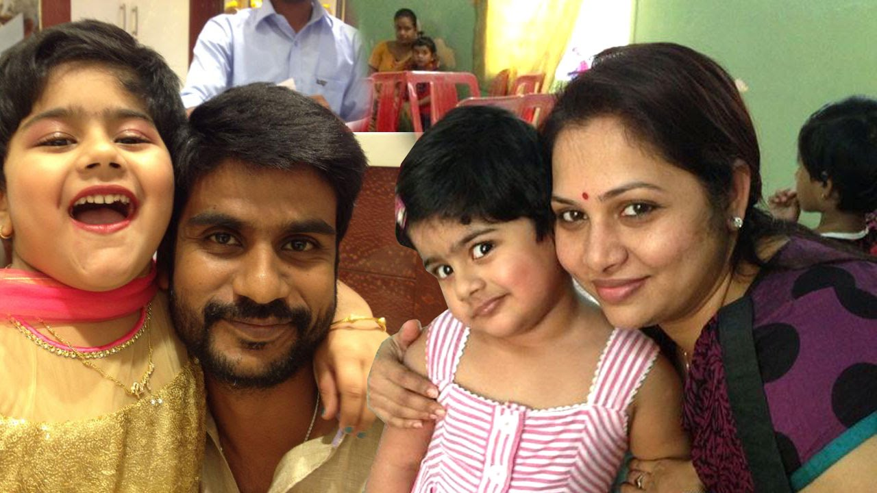 Actor Sri Family