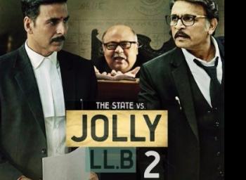 '2.0 வில்லன்' அக்ஷய் குமாரின் வாதம் எடுபடுகிறதா ஜாலி LLB-2வில்? #JollyLLB2 படம் எப்படி?