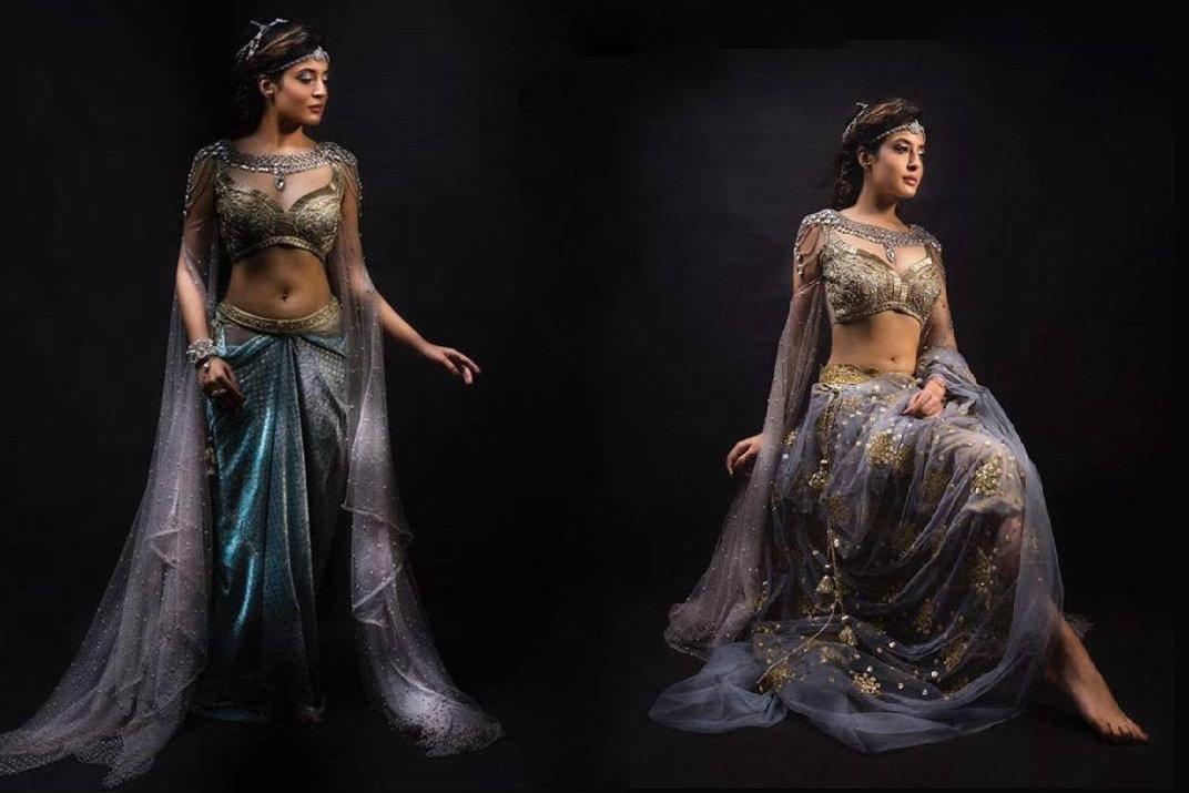 ப்ரேம் யா பஹேலி சந்திரகாந்தா தொடரின் நாயகி க்ரித்திகா கம்ரா