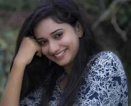 சீரியல் நடிகை கௌரி கிருஷ்ணன்