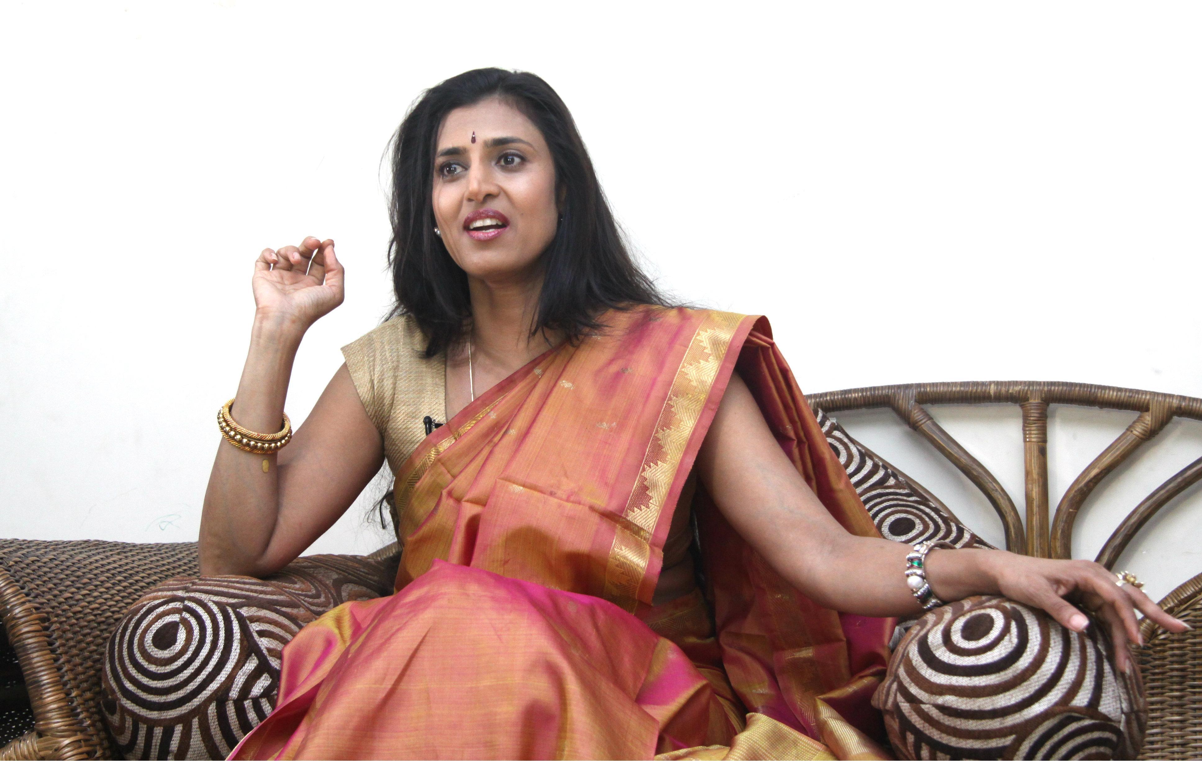 நடிகை கஸ்தூரி