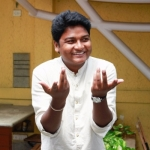 'வளரமாட்டேங்குதுல... வளர்ந்தா ஏன் வரையுறோம்!' - மெட்ராஸ் சென்ட்ரல் கோபி #VikatanExclusive