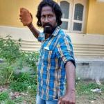 'அடுத்த படத்தில் மூணு கெட்டப் சைக்கோ..!' - 'செங்கல் சைக்கோ' ராம்குமார் #VikatanExclusive