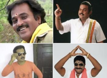 'ரஜினி' ரவி, 'கமல்' ஆனந்தன், 'விஜயகாந்த்' குமார் - நாங்கதான் ரியல் க்ரூப்புல டூப்பு!